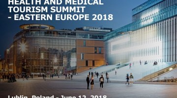 Health and Medical Tourism Summit Eastren Europe 2018